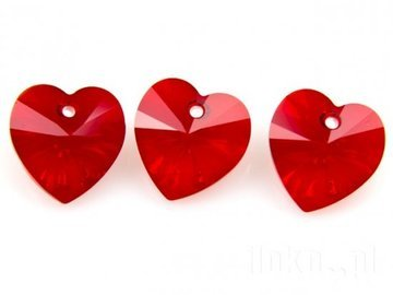 SWAROVSKI 6228 MM 14,4X14,0 SIAM HEART